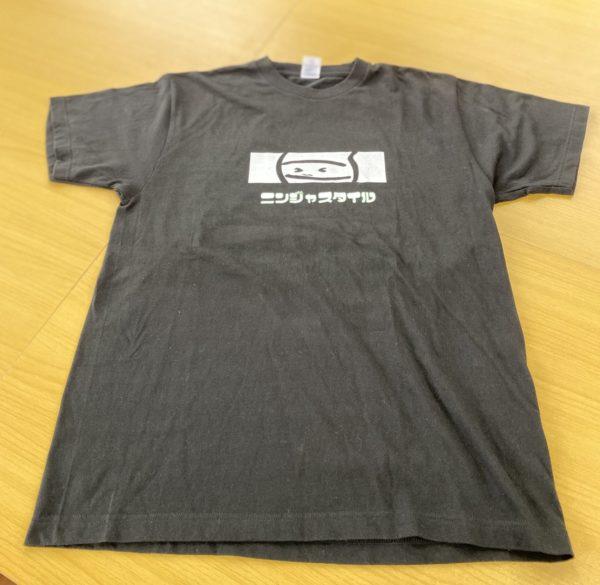 BOX Ninja Tシャツ