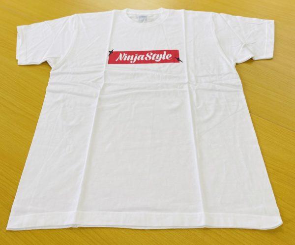 Box LOGO Tシャツ
