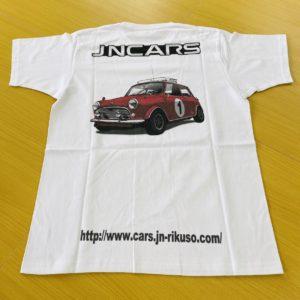 JNCARS JN Mini Tシャツ