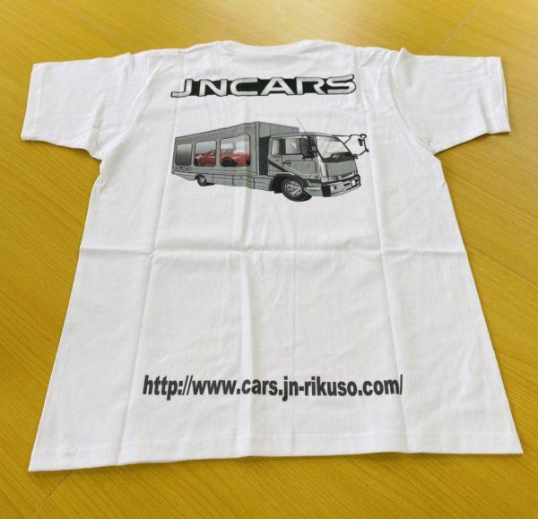 JNCARS JN アドトラック Tシャツ