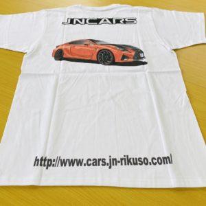 JNCARS レクサス Tシャツ
