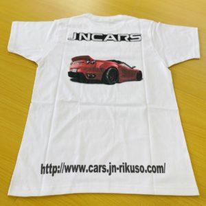 JNCARS フェラーリB Tシャツ
