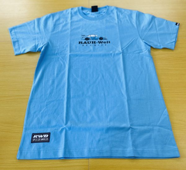 RWB 2020DPLS SALON 09 Tee(LightBlue)