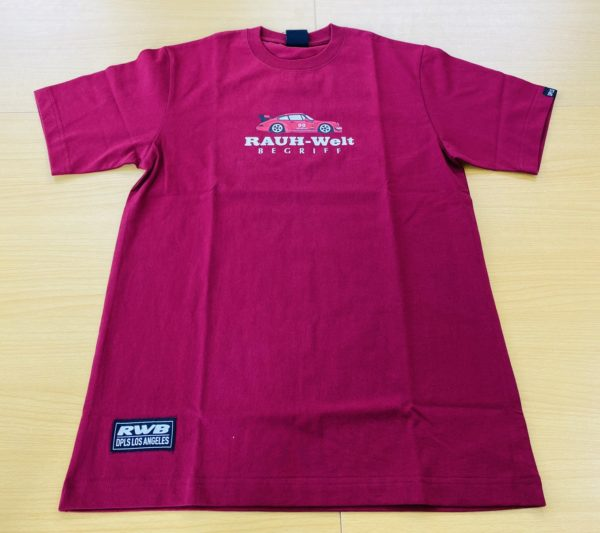 RWB 2020DPLS SALON 99 Tee(Red)