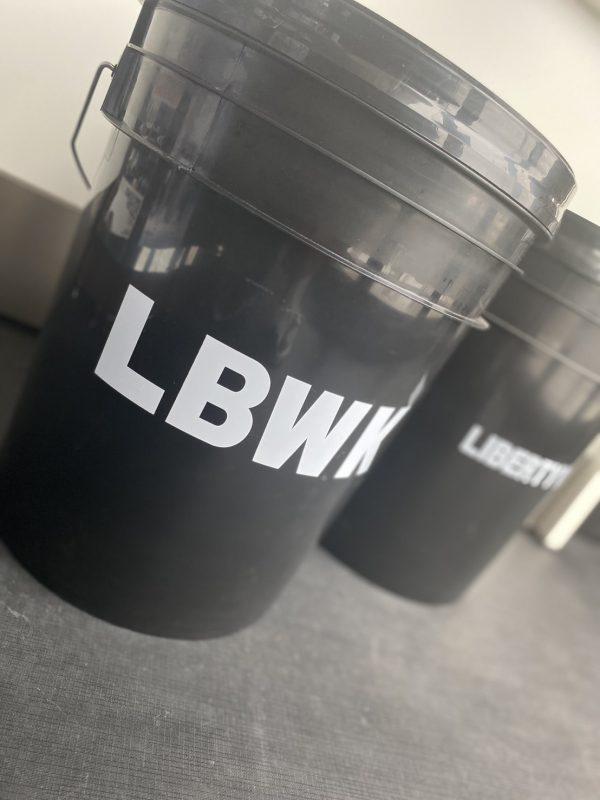 LBWKバケツ(黒)