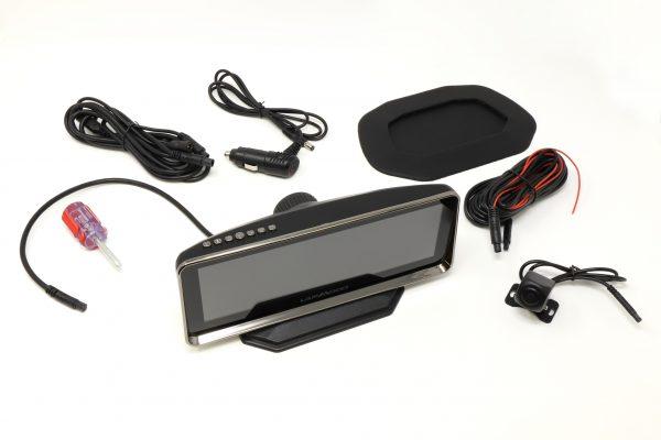 NVS002 ナイトビジョンリアビューカメラパッケージ