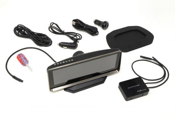 NVS003 ナイトビジョンドライブレコーダーパッケージ